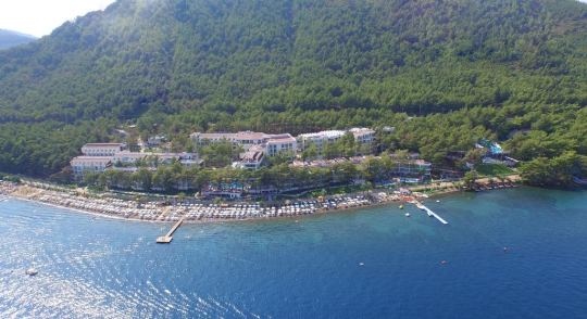 Почивка в SENTIDO ORKA LOTUS BEACH  5*
