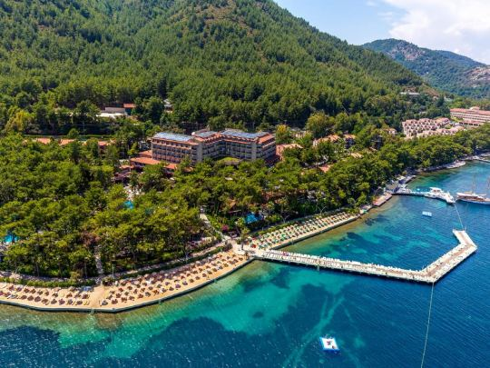 Почивка в CLUB MARMARIS  PALACE  HV1 *
