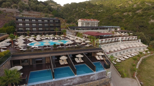 Почивка в MANASPARK HOTEL OLUDENIZ 4*