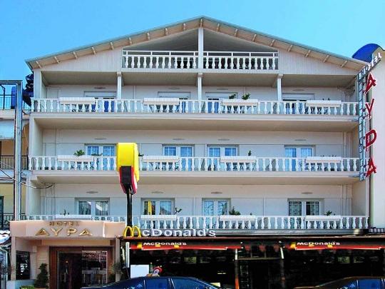 Почивка в AVRA HOTEL KATERINI 2*