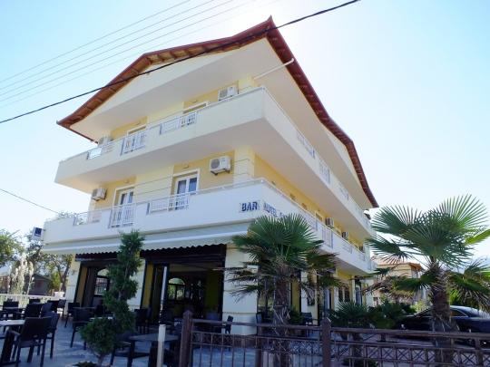 Почивка в AKROTHALASSIA HOTEL 2*