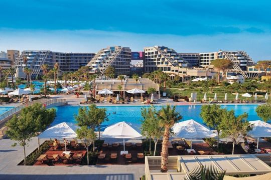Почивка в SUSESI LUXURY RESORT 5*