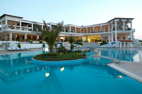 Почивка в ALEXANDROS PALACE HOTEL & SUITES 5*