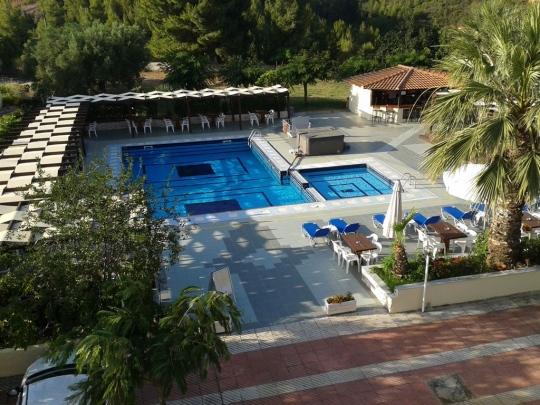Почивка в APHRODITI HOTEL 3*