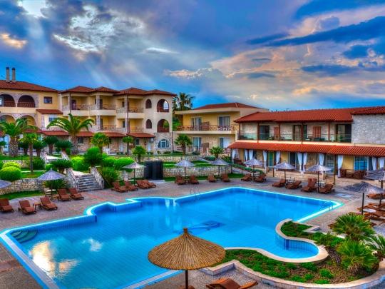 Почивка в BLUE BAY HOTEL 4*