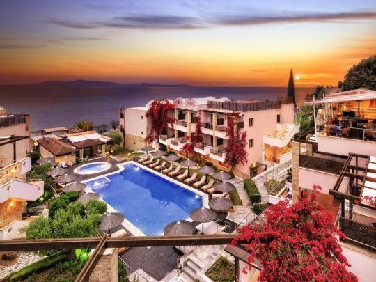 Почивка в OLYMPION SUNSET HOTEL 5*