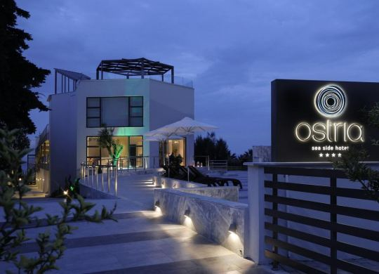 Почивка в OSTRIA SEA SIDE HOTEL 4*