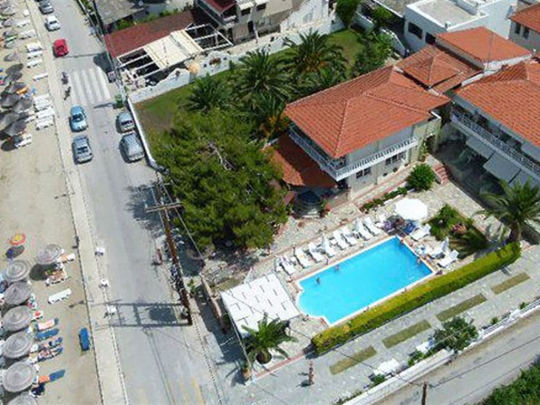 Почивка в SUNSET HOTEL SITHONIA 2*