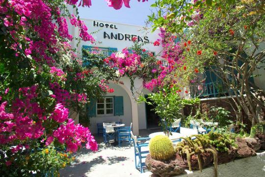Почивка в ANDREAS HOTEL 3*