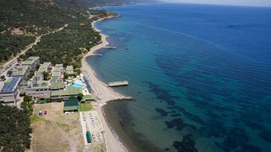 Почивка в Assos Eden Gardens Hotel 4*