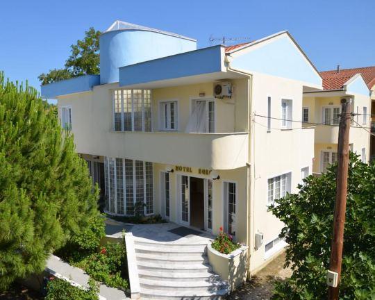 Почивка в EGEO HOTEL 2*