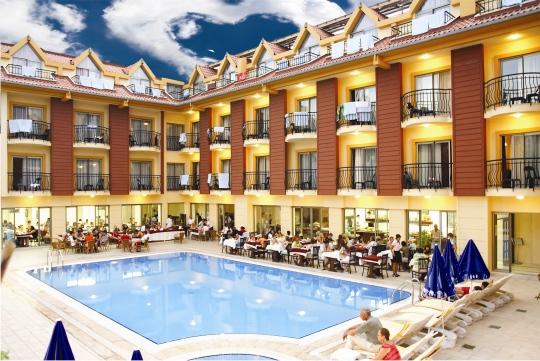 Почивка в ASTORIA HOTEL KEMER 4*