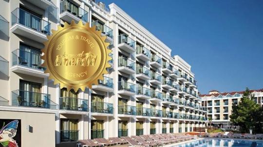 Почивка в EMRE HOTEL 4*