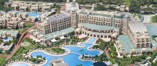 Почивка в SPICE HOTEL & SPA 5*