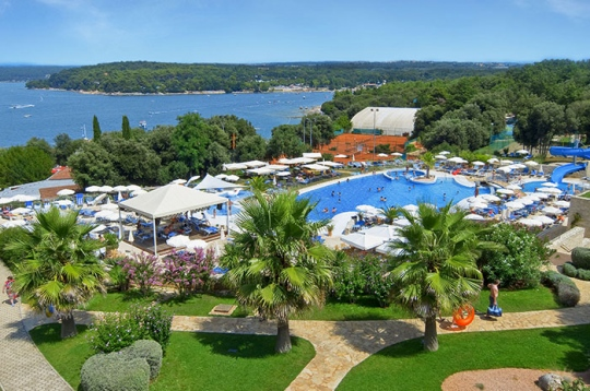 Почивка в VALAMAR CLUB TAMARIS 4*