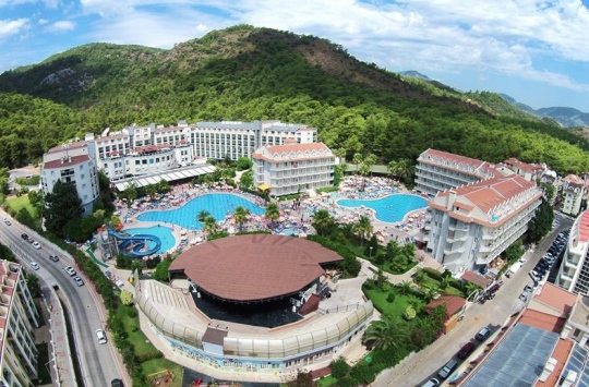 Почивка в GREEN NATURE RESORT & SPA  5 *