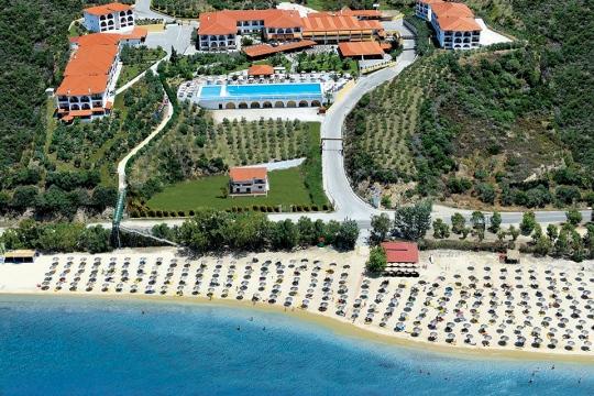 Почивка в AKRATHOS HOTEL 4*