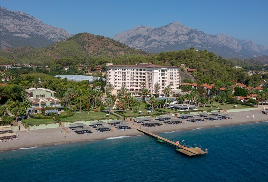 Почивка в KILIKYA RESORT CAMYUVA 4*