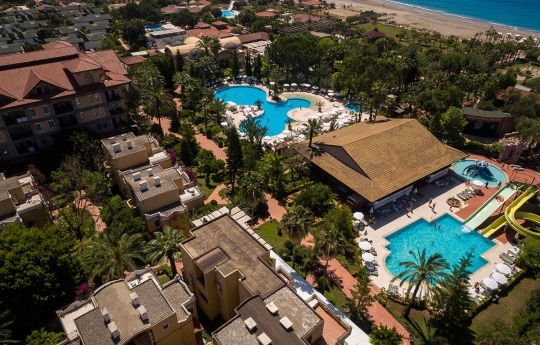 Почивка в GREEN IMPERIAL BEACH 4*