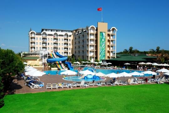 Почивка в MAYA WORLD HOTEL BELEK 5*