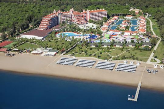 Почивка в IC SANTAI FAMILY RESORT 5*