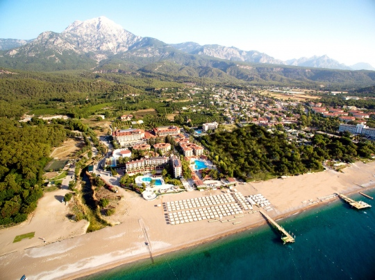Почивка в CLUB PHASELIS ROSE (HOLIDAY VILLAGE 1)