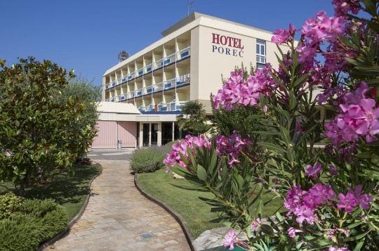 Почивка в POREC HOTEL 3*