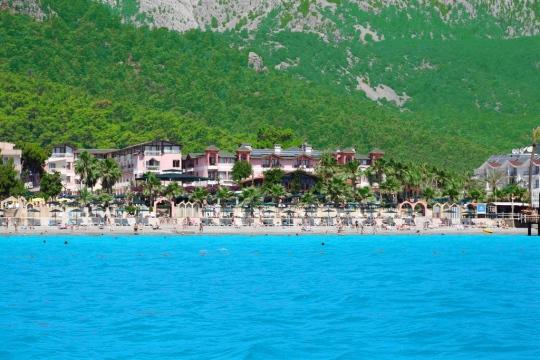 Почивка в SEA GULL HOTEL 4 *