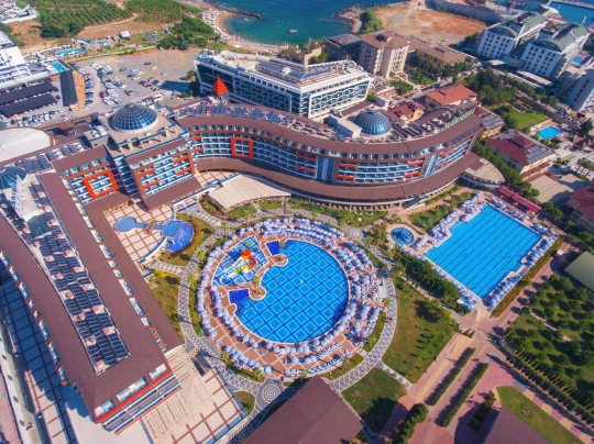 Почивка в LONICERA RESORT AND SPA 5*