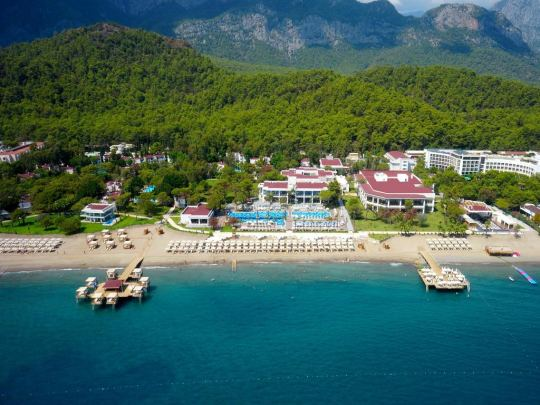 Почивка в SHERWOOD EXCLUSIVE KEMER 5*
