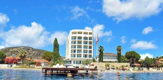 Почивка в GRAND SAHINS 4*/ex.COASTLIGHT HOTEL 4*/
