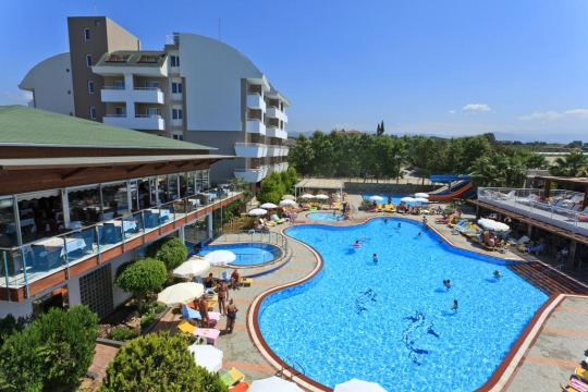 Почивка в CLUB MERMAID VILLAGE - 4*