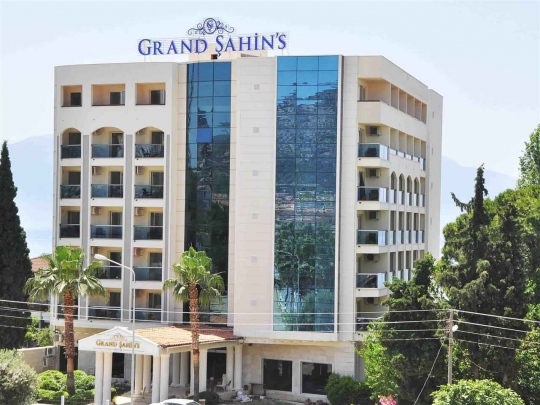 Почивка в GRAND SAHINS 4*/ex.COASTLIGHT/