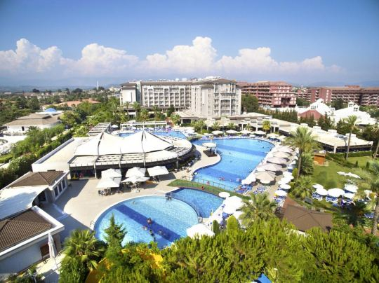 Почивка в SUNIS ELITA BEACH RESORT & SPA 5*