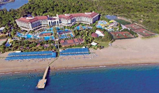 Почивка в NASHIRA RESORT HOTEL 4+*