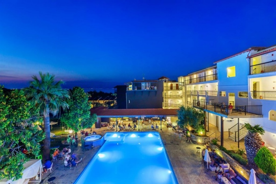 Почивка в KRIOPIGI HOTEL 4*