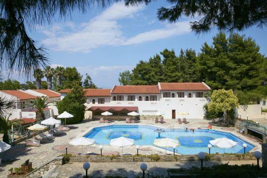 Почивка в MACEDONIAN SUN HOTEL 3*