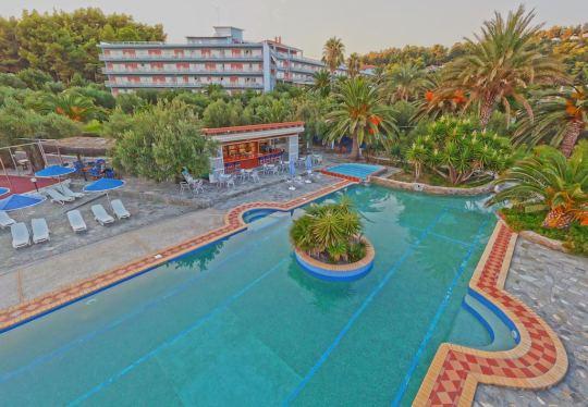 Почивка в MENDI HOTEL  4 *