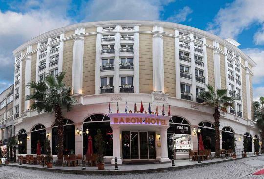 Почивка в BARON HOTEL 4*