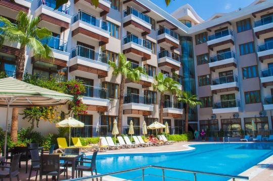 Почивка в SUN BEACH PARK HOTEL 4*