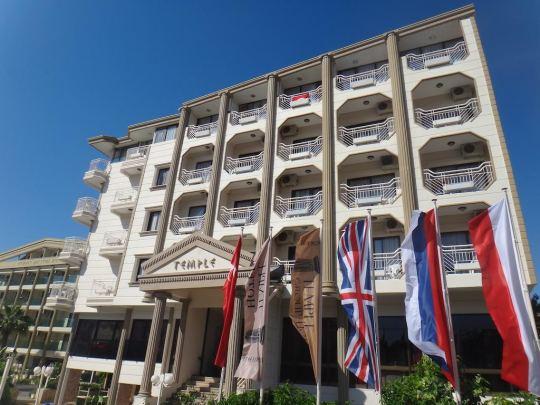 Почивка в TEMPLE HOTEL 3*