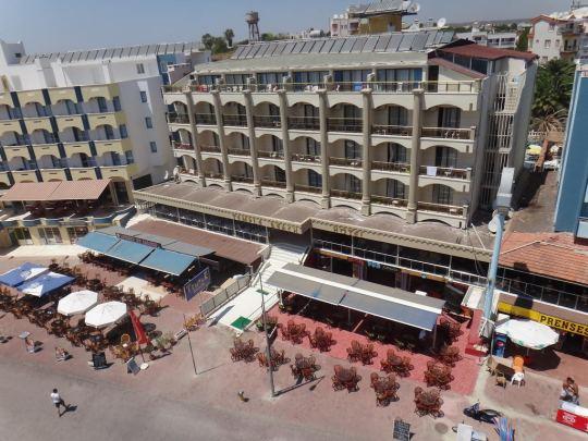 Почивка в TEMPLE BEACH HOTEL 3*