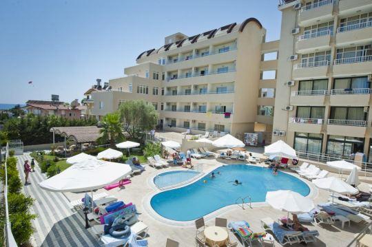 Почивка в SWEET PARK HOTEL 4*