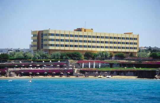 Почивка в BABAYLON HOTEL 4*