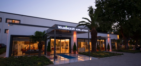 Почивка в WASHNGTON HOTEL 3*