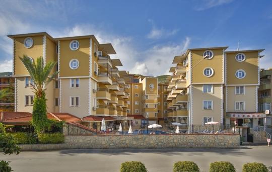Почивка в KLEOPATRA ADA HOTEL 3*