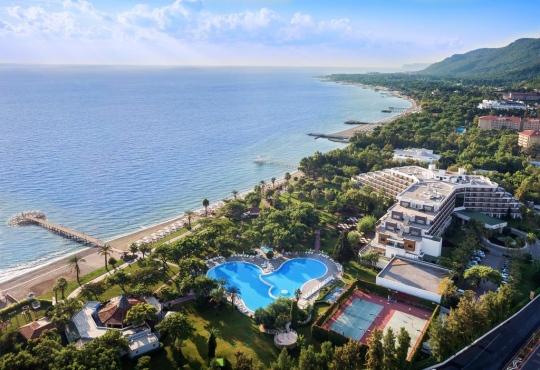 Почивка в RIXOS BELDIBI HOTEL 5*