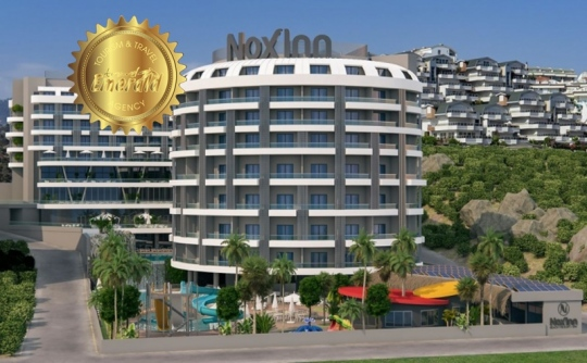 Почивка в NOX INN BEACH RESORT 5* <font color=red> NEW 2019</font>