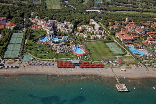 Почивка в LIMAK ARCADIA GOLF & RESORT 5*
