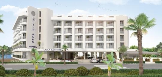 Почивка в LALILA BLUE HOTEL 4*